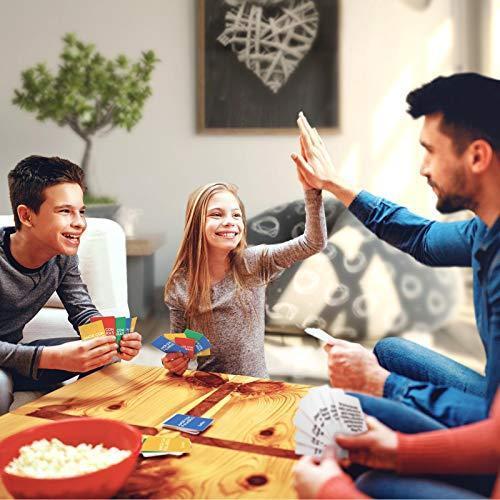 Amar Con Palabras Familia juego de mesa