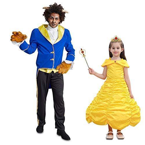 Disfraz de Princesa Bella