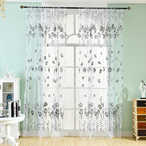 cortinas de gasa