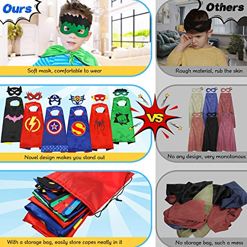 Disfrases Superhéroes para niños