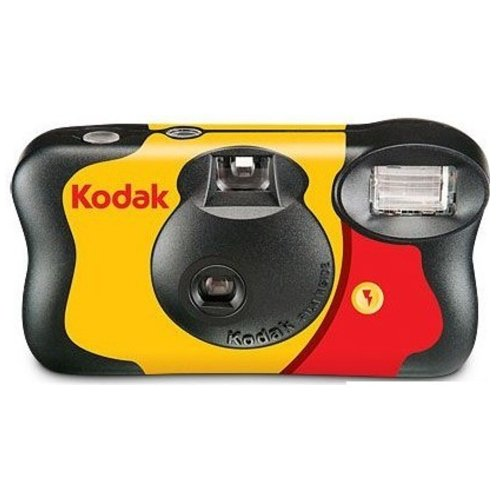 Kodak cámara desechable